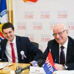В преддверии Первомая — встреча профсоюзного актива с Губернатором Оренбургской области Юрием Бергом